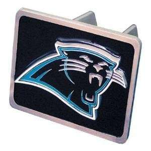 CAROLINA PANTHERS NFL TRUCK TRAILER HITCH COVER  Sports