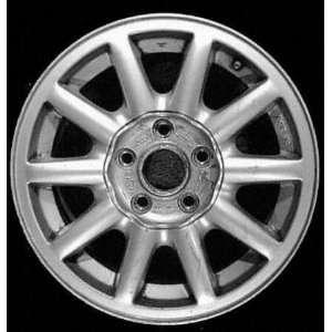 ALLOY WHEEL audi A4 96 99 15 inch: Automotive
