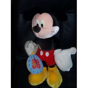 Disney 2000 Milennium Large Mickey Mouse Plush 20