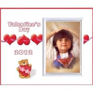 Valentines Day 2012 (Bear) Valentine Picture Frame Gift
