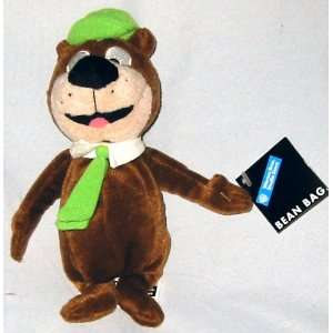 Yogi Bear 7 Bean Bag Plush Toys & Games