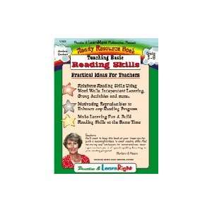 Teaching Basic Reading Skills (Ready Resource Book, Grades 3 6): Books