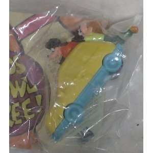 Vintage Unopened Kids Meal Toy  Disney MAX and Goofy