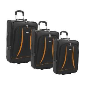 Olympia Napoly 3 Piece Luggage Set