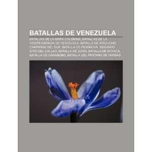 Venezuela, Batalla de Ayacucho, Campañas del Sur (Spanish Edition