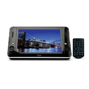 jWIN iLuv i1166 8 9 Inch Portable Multimedia DVD Player