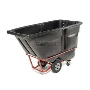 Standard Duty 1/2 Cu. Yd. Garbage & Trash Tilt Truck: Home & Kitchen