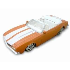 New 164 Scale Die Cas Car *1967 Chevy Camaro Converible