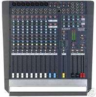 ALLEN & HEATH PA12 CP 12 Input 1kW Powered Console