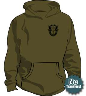5th Special Forces Group US Army New Military Hoodie