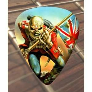 Iron Maiden Trooper Premium Guitar Picks x 5 Medium