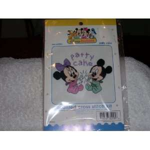 Disney Babies Counted Cross Stitch Kit
