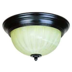 Savoy House 6 4019 13ES 13 Courtland Energy Smart 1 Light Flush Mount