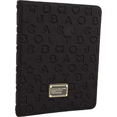 Marc by Marc Jacobs Stardust Logo Neoprene iPad Book at