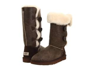 UGG Bailey Button Triplet Bomber    BOTH Ways