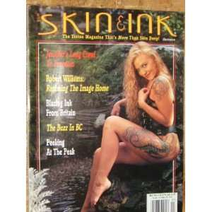 Skin & Ink Magazine Robert Williams Tattoo (May, 1996): staff: Books