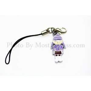 Charm Strap with Mini Snap Hook   Edith: Cell Phones & Accessories