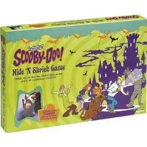Scooby Doo Hide and Shriek Game Toys & Games