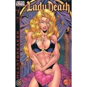 Lady Death (Heartbreaker #1; Epiphany In Black): Books