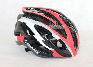 GIANT Helmet Road Bike MTB Cycling Helmet Size L Red