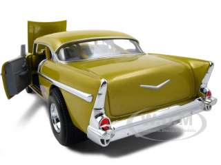 1957 CHEVY CHEVROLET PRO STREET DRAG CAR 1:18 DIECAST