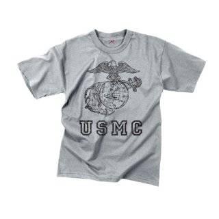 United States Marine Corps T shirt, USMC Semper Fidelis