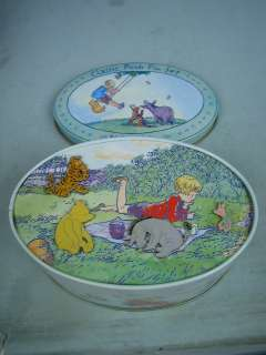 1997 Limited Edition Classic Pooh Pin Set by Disney