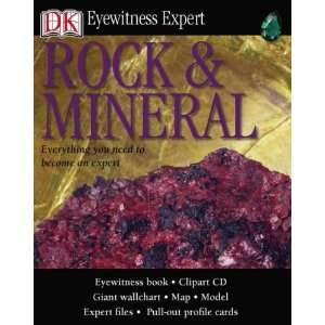 Rock and Mineral (Eyewitness Expert) (9781405321815