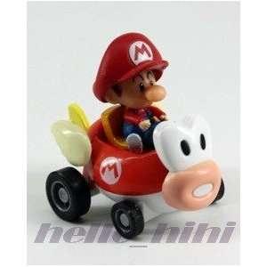 Super Mario Bros Mini Figure Car B/mario Toys & Games