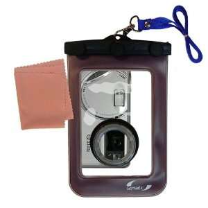 Gomadic Clean n Dry Waterproof Camera Case for the Concord