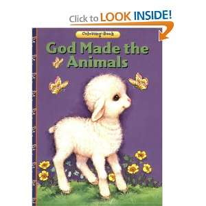 Animals Coloring Book (16 Page Coloring Books) (9780872396258) Books