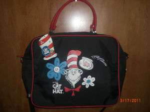 DR.SEUSS THE CAT IN THE HAT TOTE BAG BRAND NEW RARE
