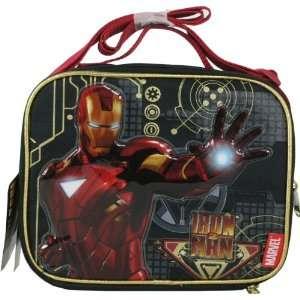 Iron Man 2 Lunch Bag