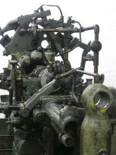 TORNOS model M7 Single Spindle Swiss Type/Sliding Head Automatic Lathe