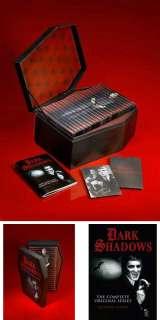 Dark Shadows The Complete Original Series (DVD, 2012, Limited Edition