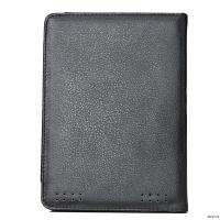 PU Leather Folio Case Cover for  Kindle TOUCH Wi Fi Black NEW