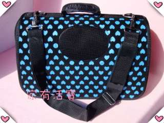 doggie totes puppy travel carrier handbag portable pet bag B02