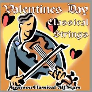 Valentines Day Classical Strings Grayson Classical All Stars Music