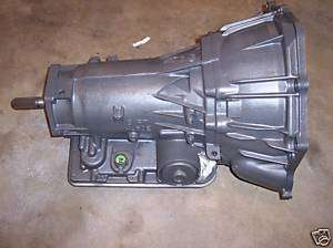 4L65E HI Performance Rebuilt Transmission M32 Warranty
