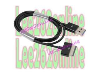 Extended USB Charger SYNC Cable For Asus Eee Pad Transformer TF101
