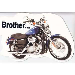 Cards Birthday Harley   Davidson Brother.. happy birthday to a free