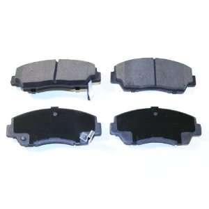 Prime Choice Auto Parts SMK574 Premium New Semi Metallic Front Brake