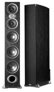 Polk Audio RTi A9 Tower Speaker Factory Authorized BLK