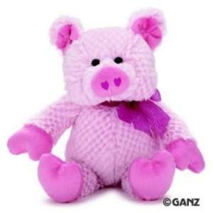Ganz Plush Pretty in Pink Pig Toys & Games