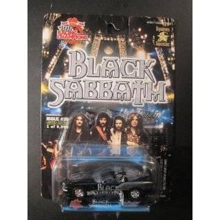 Hot Rockin   Set of 5 Steel Die cast Cars   Ozzy Osbourne