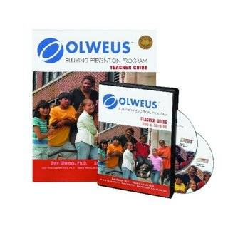 Olweus Bullying Prevention Program (Teacher Guide, Includes Cd DVD