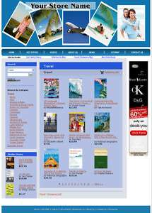 Money Making Travel Information Website for Sale