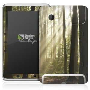 Design Skins for HTC Flyer   In the forest Design Folie