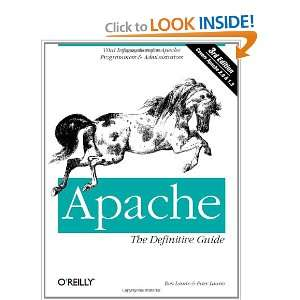 Apache The Definitive Guide (3rd Edition) (0636920002031