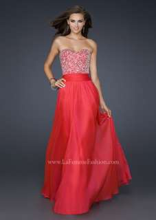 New Elegant Strapless Sweetheart Chiffon Evening Prom Ball Party Gown